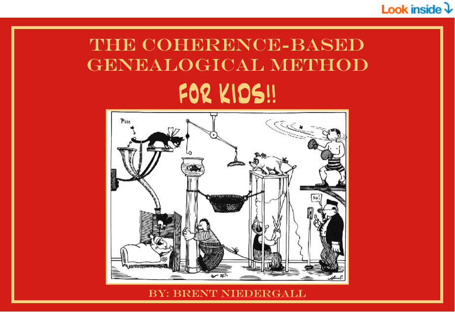 The Simplest Explanation of the Coherence-Based Genealogical Method?
