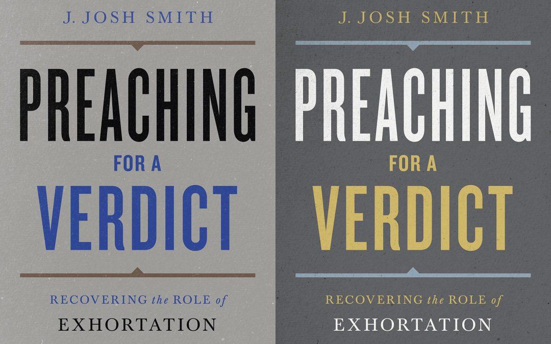 Book Review: Preaching for a Verdict