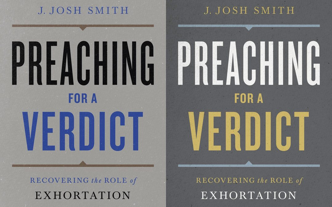 Book Review: Preaching for a Verdict