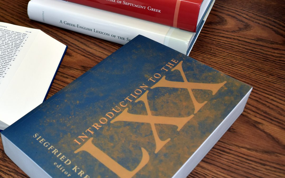 Book Review: Introduction to the Septuagint