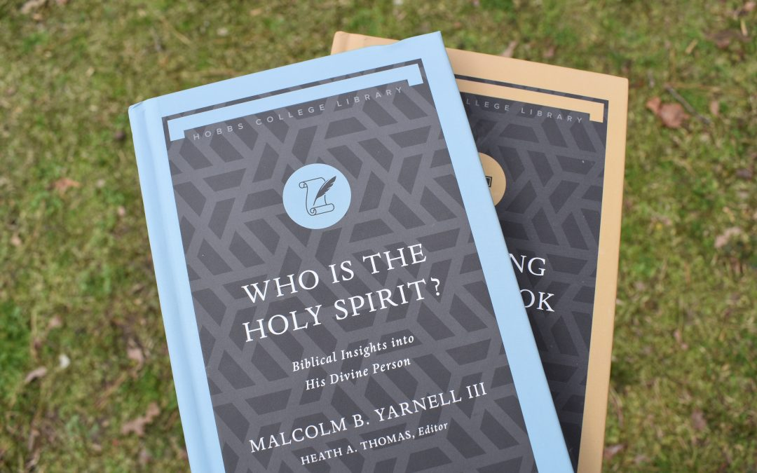 Book Review: Who Is the Holy Spirit?