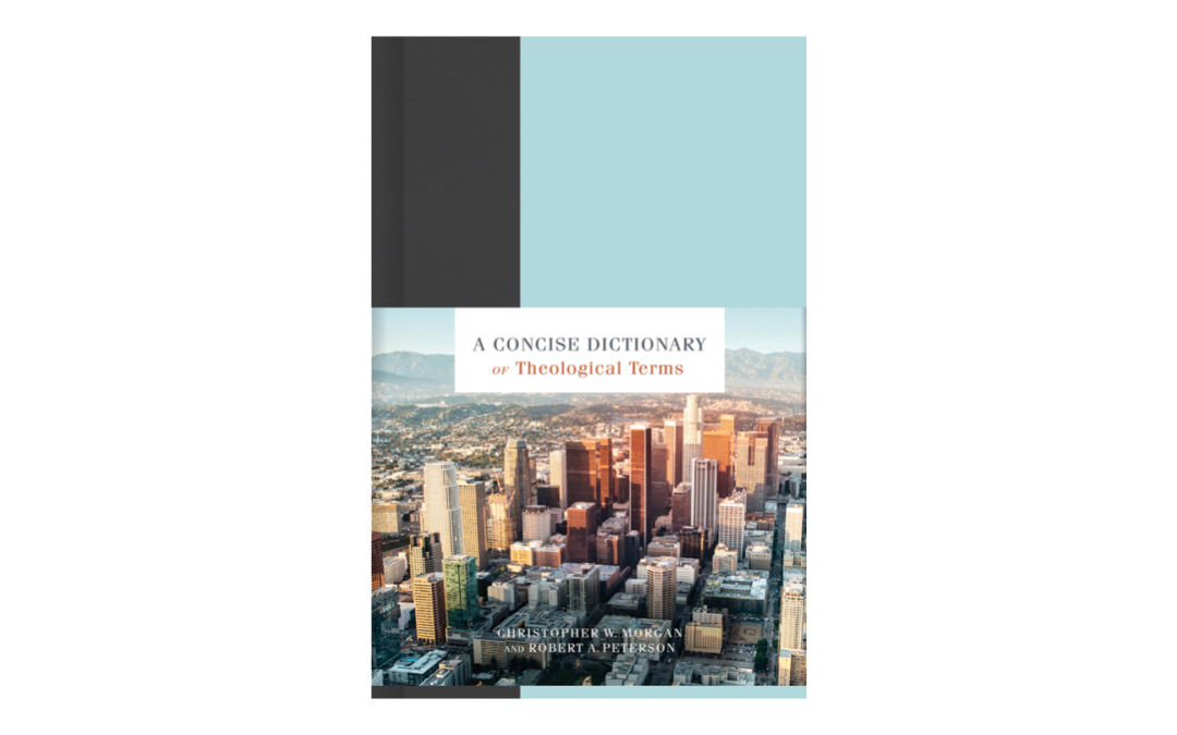 Book Review: A Concise Dictionary of Theological Terms