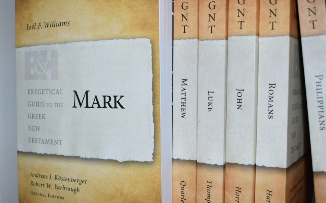 Book Review—Exegetical Guide to the Greek New Testament: Mark