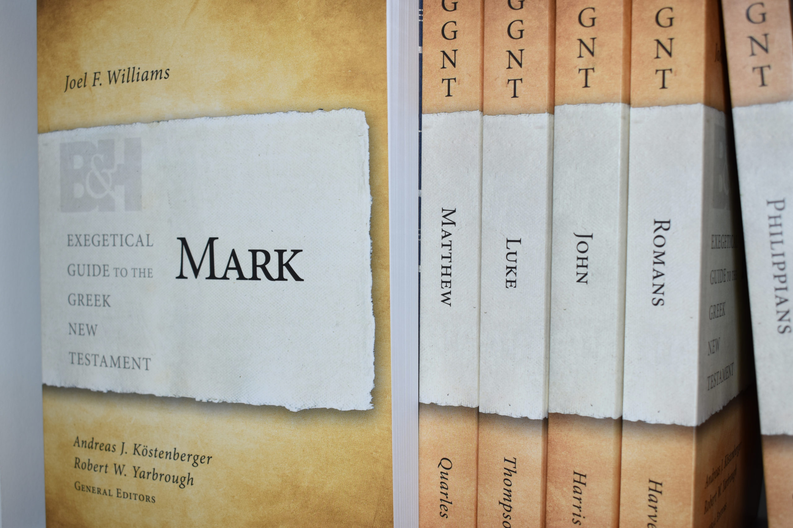 Book Review U2014exegetical Guide To The Greek New Testament  Mark