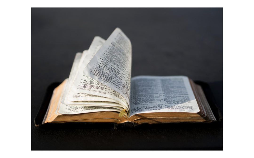 Public Reading of Scripture