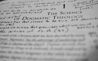 Bavinck: What is dogmatics? What is dogma?