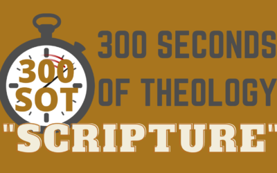 300SOT#3: What Is Scripture?