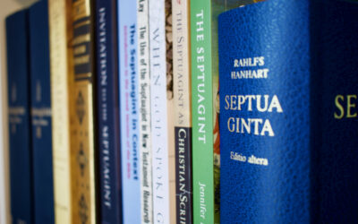 What Should I Read on the Septuagint?