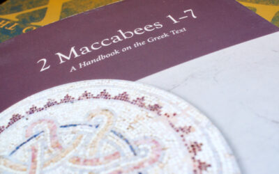 Book Review: 2 Maccabees 1–7: A Handbook on the Greek Text