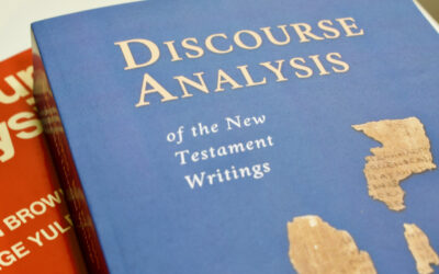 Discourse Analysis of the New Testament Writings