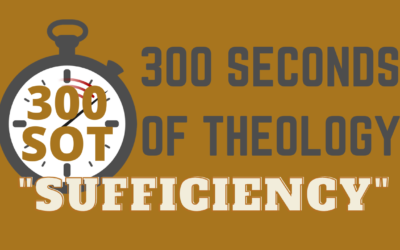 WHAT IS THE SUFFICIENCY OF SCRIPTURE?