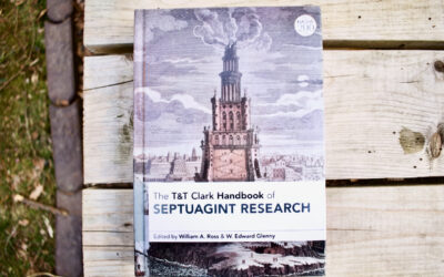 T&T Clark Handbook for Septuagint Research